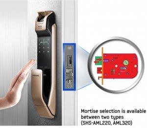قفل دیجیتال SHP-DP920 (قفل دیجیتال اثرانگشتی)