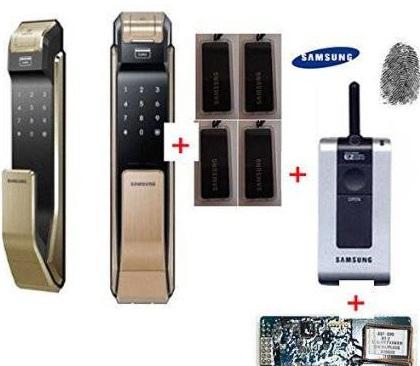 قطعات قفل الکترونیکی