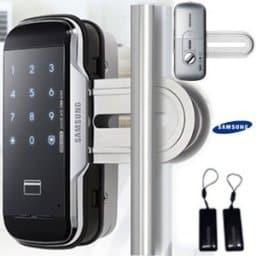 قفل دیجیتال سامسونگ مدل SHS-G510 کارتی مخصوص شیشه سکوریت