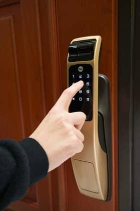 قفل-رمزی-YMG40