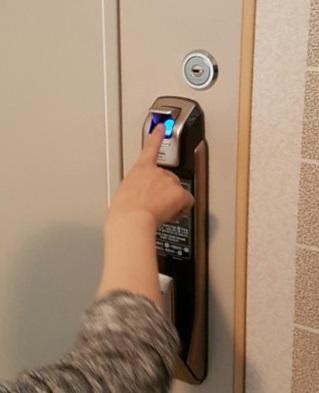 دیدترین قفل دیجیتال کره ای سامسونگ