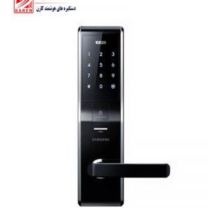 قفل دیجیتال سامسونگ مدل SHS-H700 اثرانگشتی (قفل دیجیتال بیومتریک)
