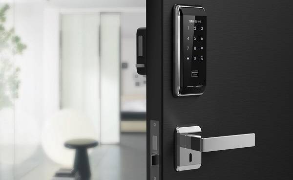 قفل دیجیتال بدون دستگیره SHS-2920
