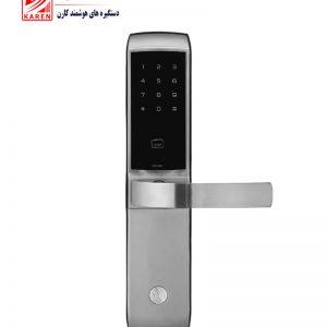 قفل دیجیتال ییل مدل YDM3168 کارتی مجهز به سیستم ضد سرقت