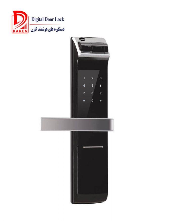 قفل دیجیتال ییل مدل YDM4109 اثر انگشتی با امنیت بسیار بالا