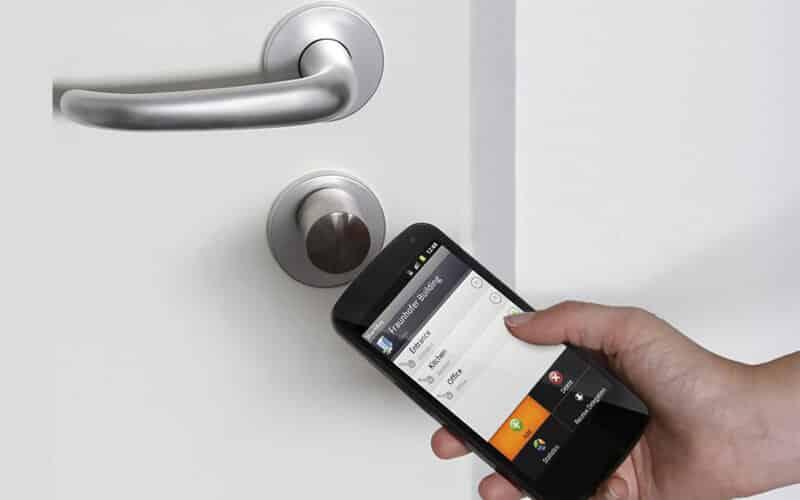 قفل های دیجیتال و کلیدهای هوشمند