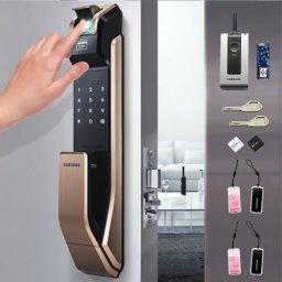 جدیدترین قفل دیجیتال کره ای سامسونگ