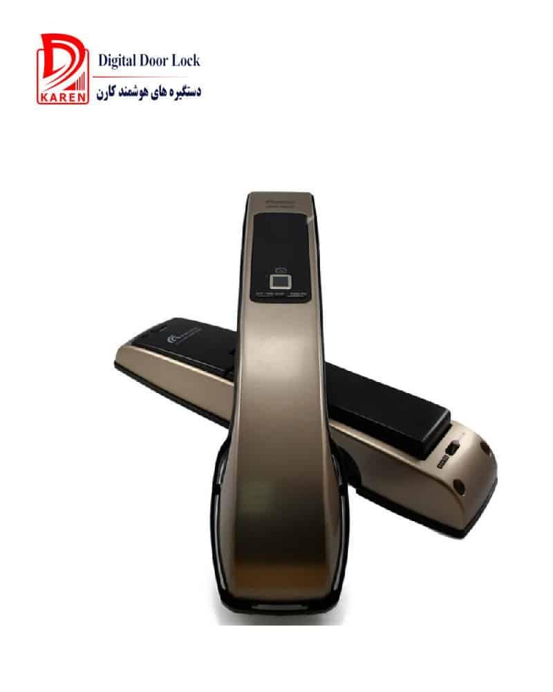 قفل کارتی و اثرانگشتی گیت من مدل X300-FH