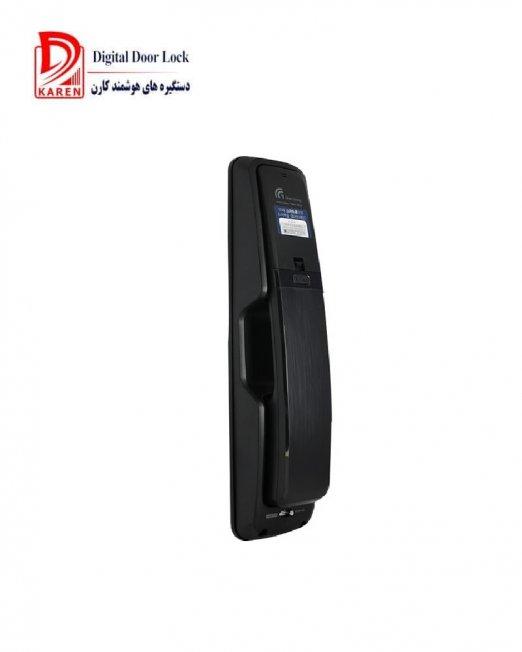 قفل رمزی و کارتی گیت من مدل WB-200