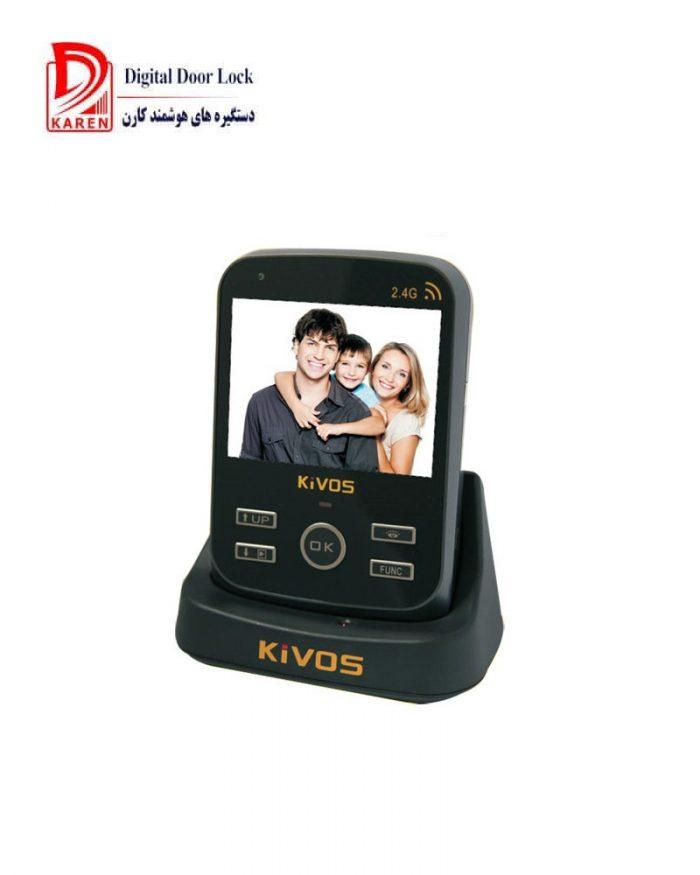 چشمی الکترونیکی درب KIVOS KDB300M4