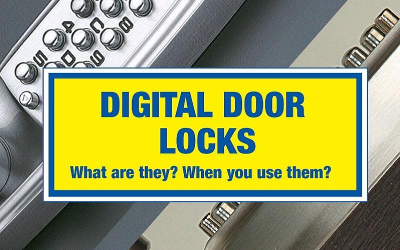 قفل دیجیتال چیست؟