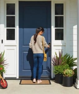 باز نمودن درب بدون نیاز به کلید