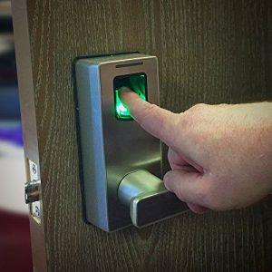 قفل الکترونیکی هوشمند درب اتاق خواب