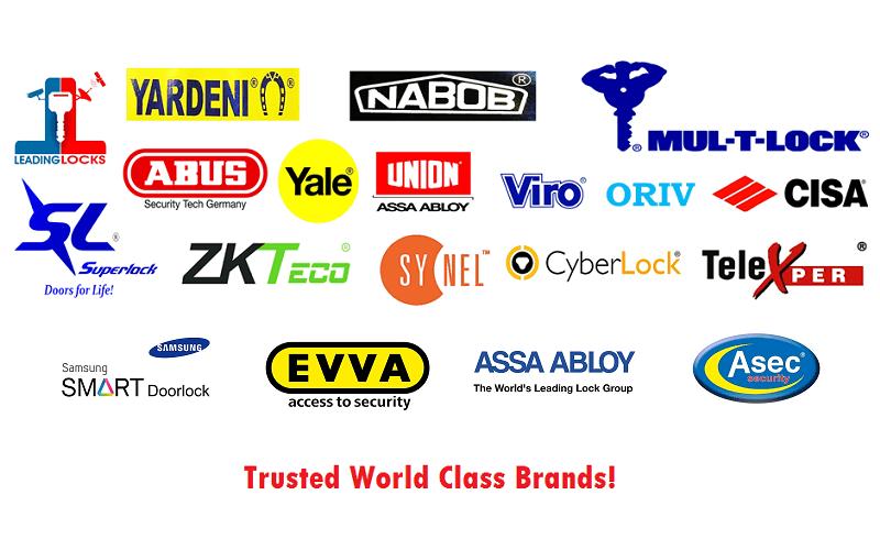 برندهای پرفروش قفل دیجیتال که می توانند حداکثر امنیت و راحتی را فراهم آورند