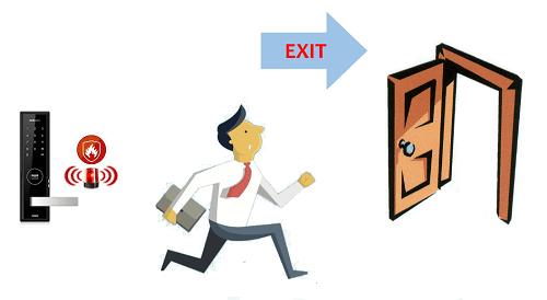 مزایای استفاده از قفل کارتی در محیط های اداری و تجاری