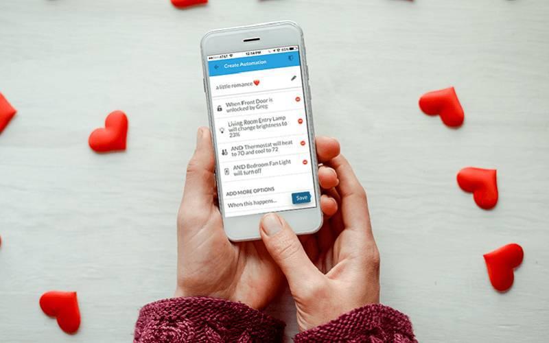 فناوری های خانه هوشمند ، بهترین هدیه برای روز ولنتاین