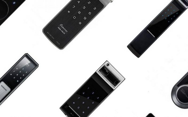 9 قفل دیجیتال شگفت انگیز (قفل کارتی ، رمزی و اثرانگشتی)
