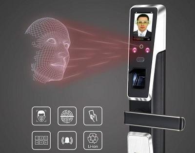 قفل دیجیتال با امکان تشخیص چهره، آینده نزدیک است