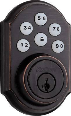کنترل قفل دیجیتال درب با سیستم هوشمند آمازون الکسا