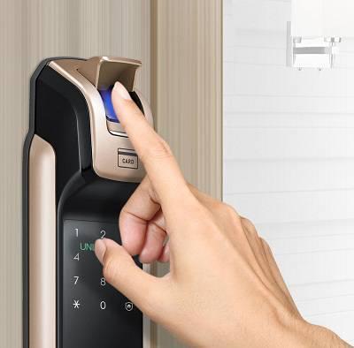 دلایل برتری قفل الکترونیکی اثرانگشتی نسبت به سایر مدل های قفل