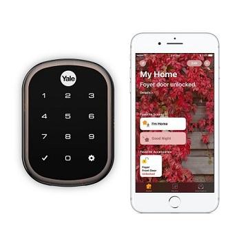 بهترین مدل های قفل دیجیتال سازگار با Apple Homekit