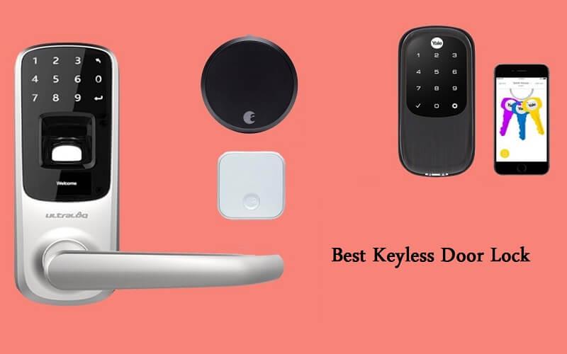 بهترین مدل های قفل الکترونیکی بدون کلید در سال 2019