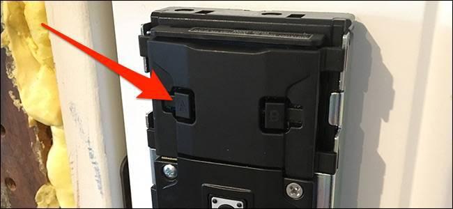 تنظیمات مربوط به اتصال قفل kwikset به تلفن همراه