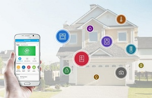 داشتن خانه هوشمند با قفل الکترونیکی