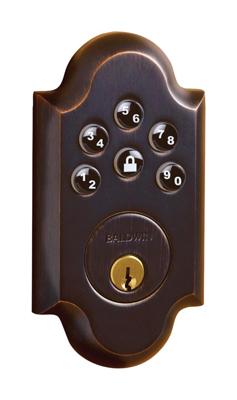 قفل رمزی Baldwin
