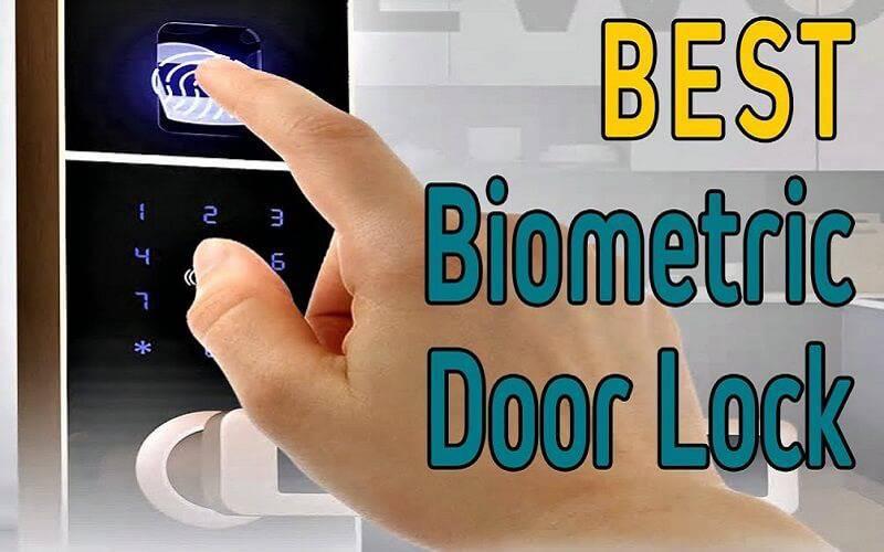 قفل بیومتریک ، دروازه ای به سمت آینده
