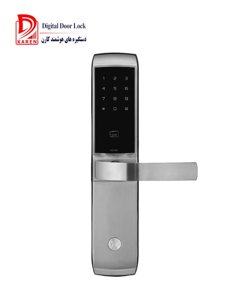 قفل دیجیتال کارتی YALE YDM3168