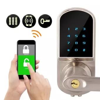 کنترل درب ورودی توسط تلفن همراه