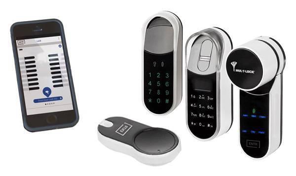 قفل درب الکترونیکی ، گزینه ای که نمی توان از آن رد شد