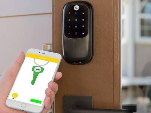 دستگیره امنیتی هوشمند یال ، بهترین اتفاق برای زندگی امن شما