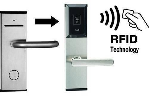 قفل دیجیتال کارتی ، راه حل بدون کلید برای دسترسی به درب ورودی