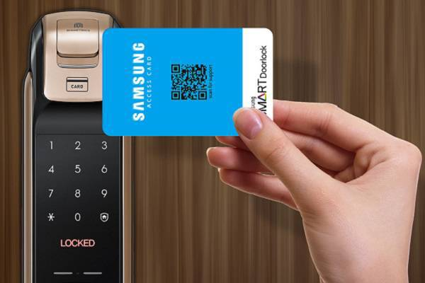 دستگیره الکترونیکی ، نگهبانی مطمئن برای خانه شما
