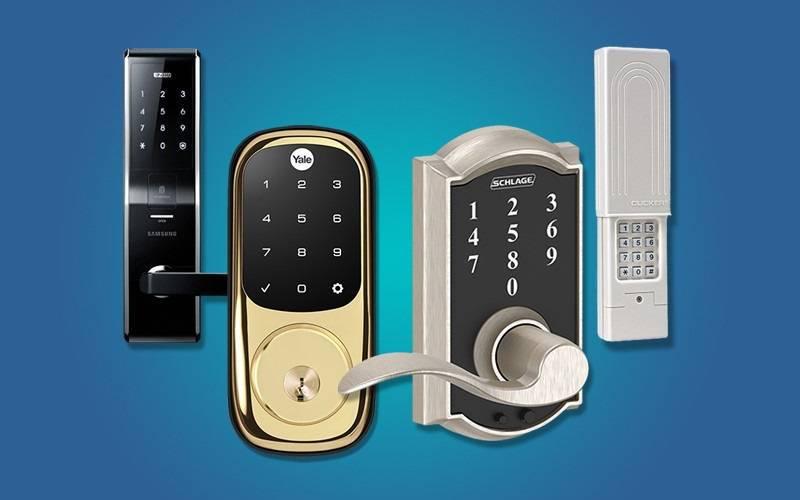 دلایل استفاده از دستگیره رمزی درب ورودی