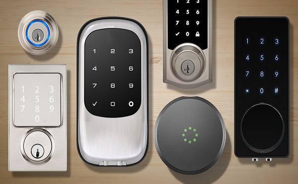 قفل الکترونیکی یال مدل Nest x ، کوچک اما بسیار زیبا و امن