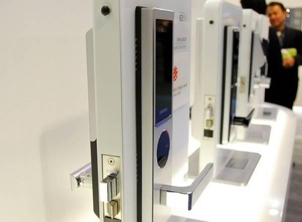 نگاهی به مدل های مختلف قفل الکترونیکی سامسونگ ، غول بزرگ کره ای