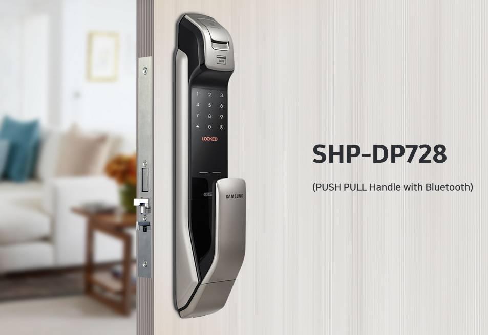 قفل دیجیتال هوشمند سامسونگ مدل SHP-DP728