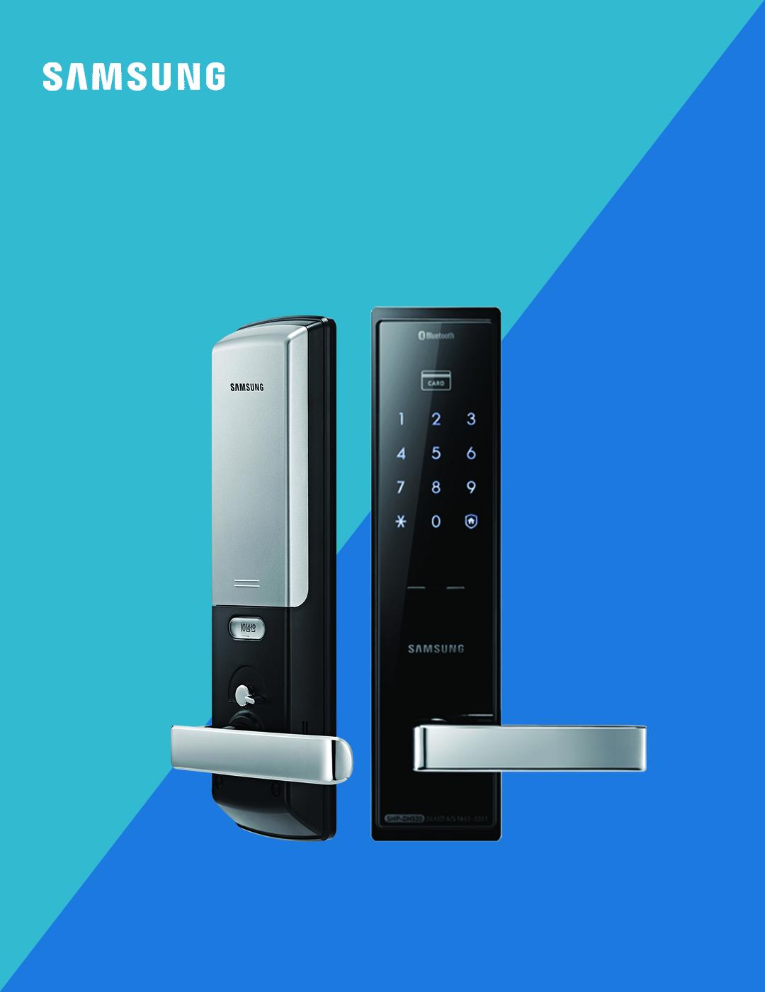قفل دیجیتال سامسونگ DH520
