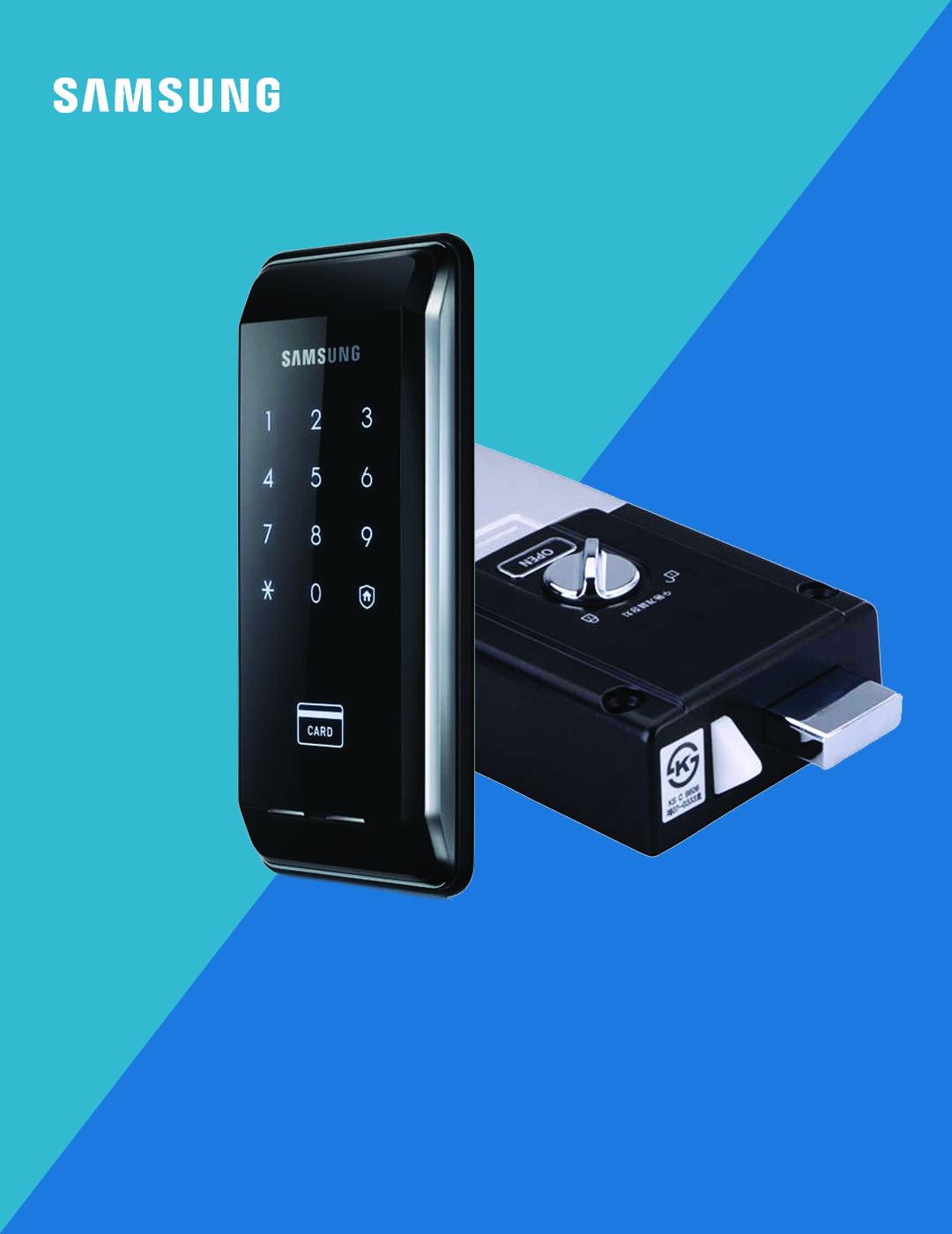 قفل دیجیتال سامسونگ مدل 2920