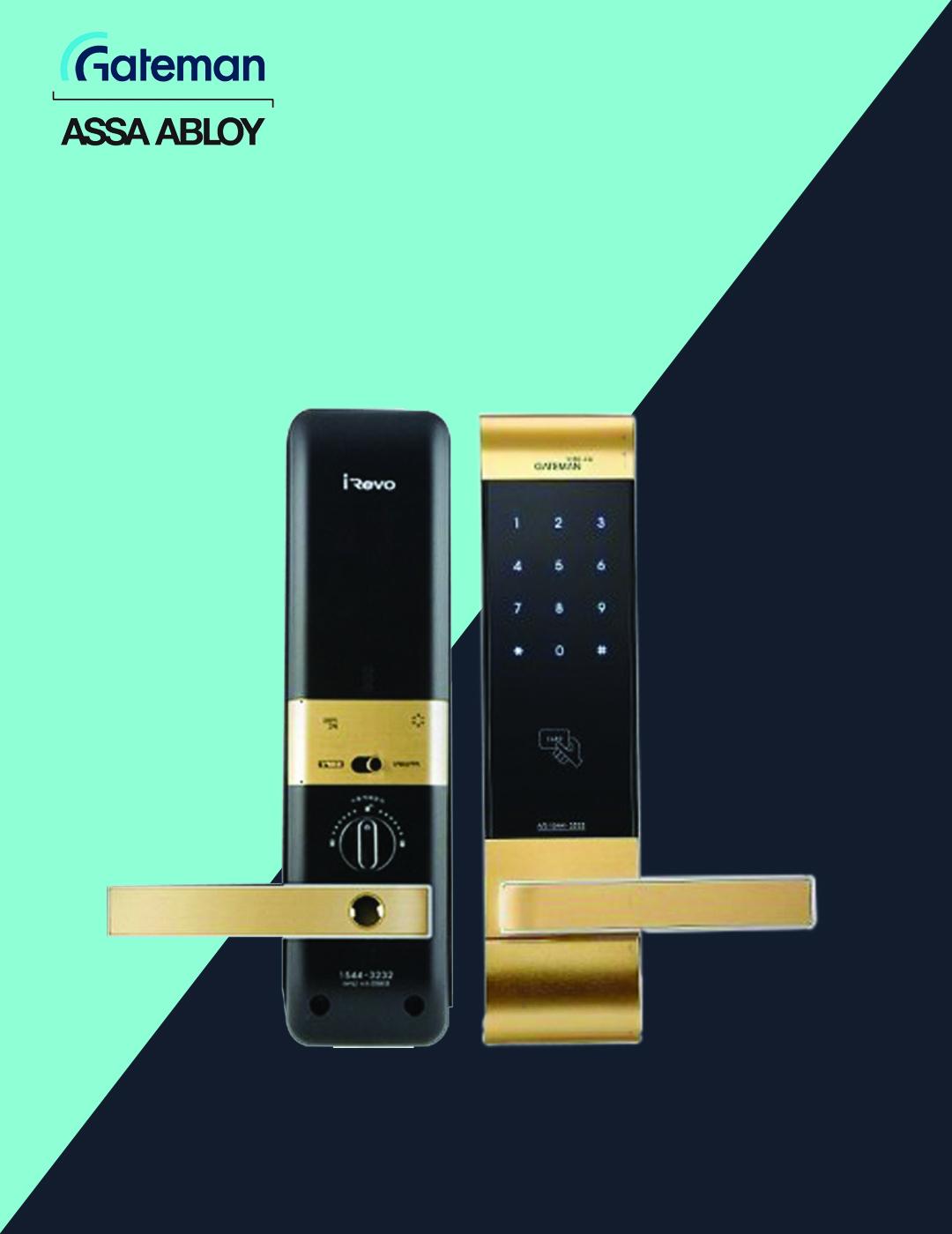 قفل دیجیتال گیت من مدل V300