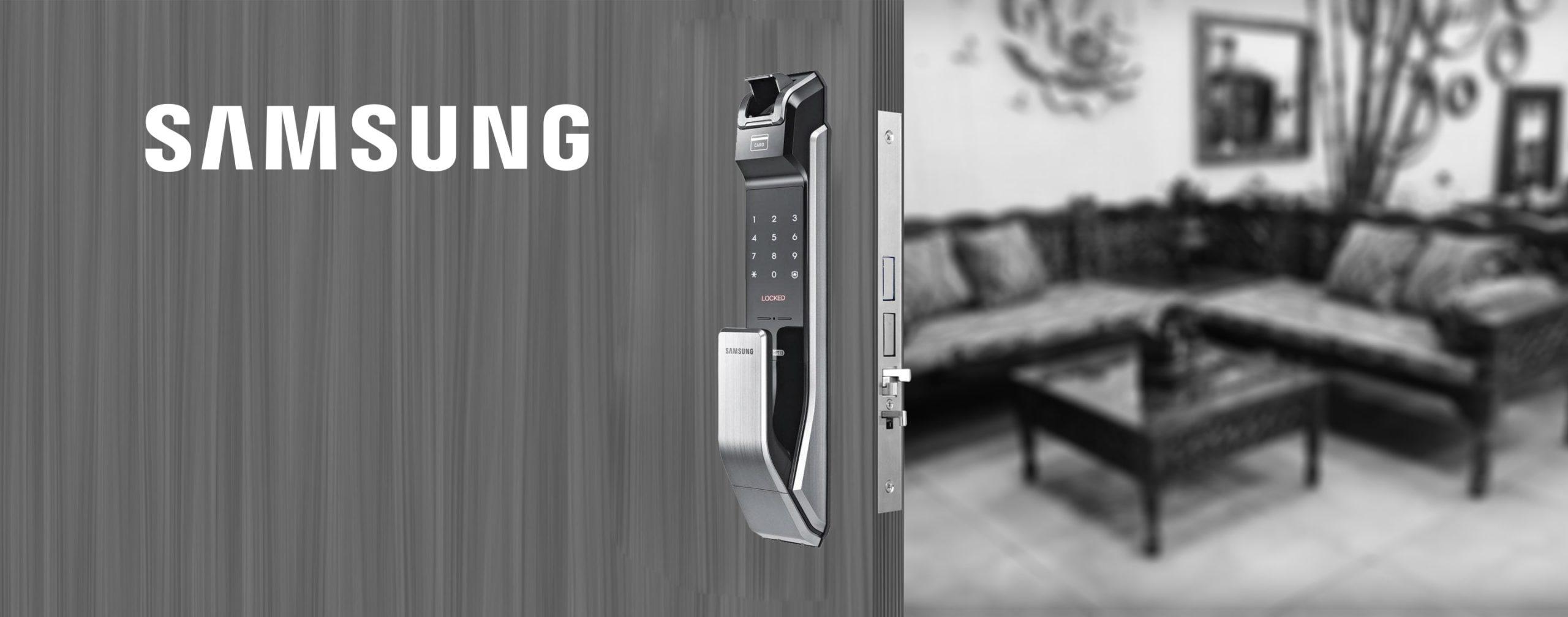 قفل دیجیتال سامسونگ DP718