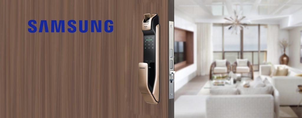 قفل دیجیتال سامسونگ DP728