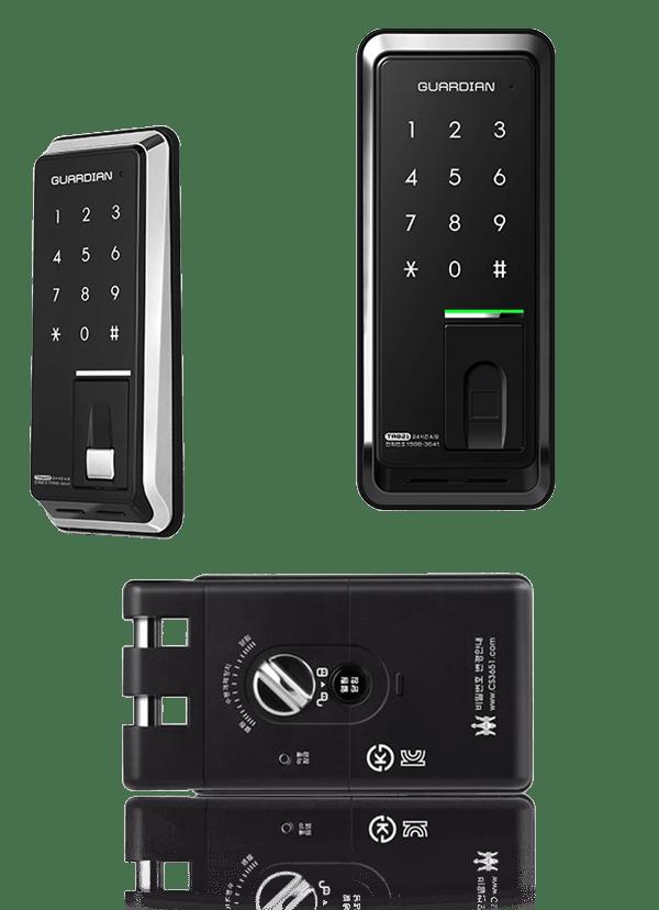 قفل دیجیتال اچ گنگ TR821
