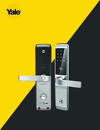 قفل دیجیتال یال YDM3168