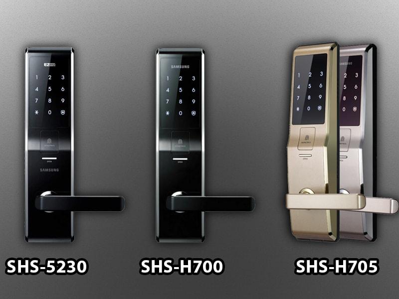قفل الکترونیکی سامسونگ