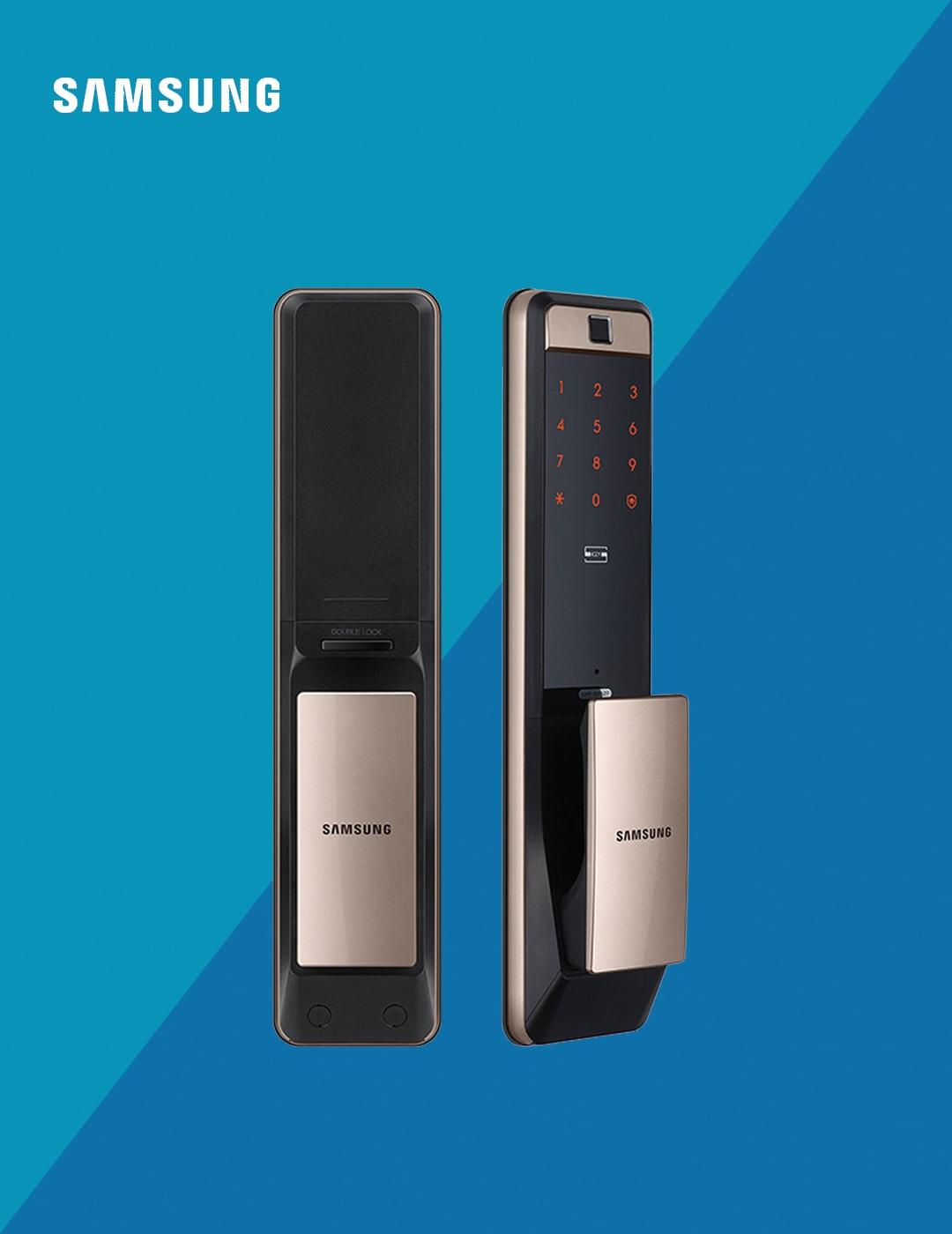 قفل دیجیتال سامسونگ DP609
