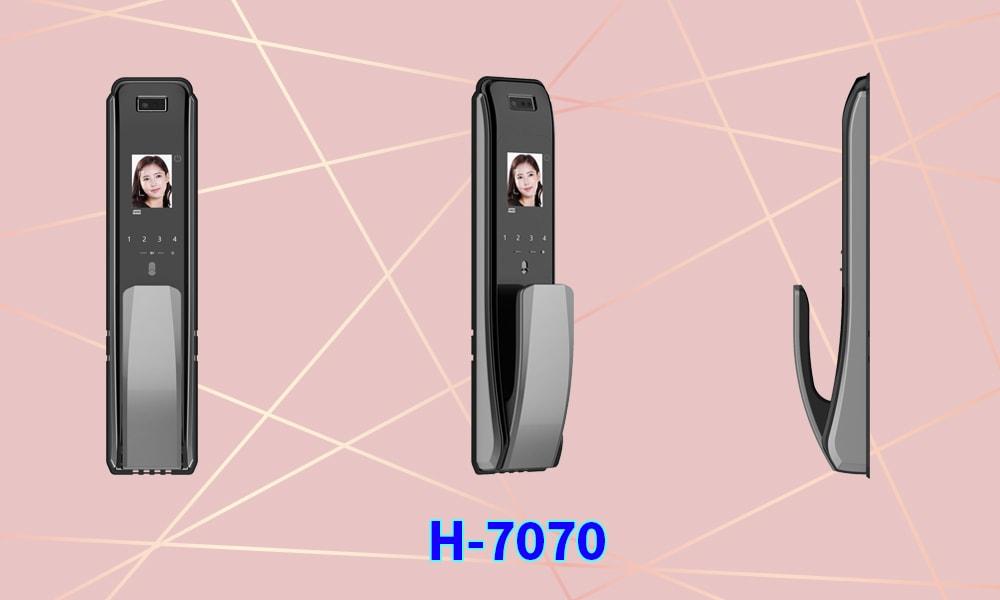 قفل یوکا h-7070